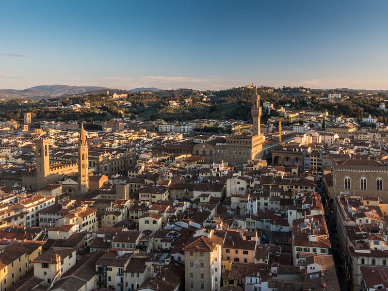 Florence cityscape