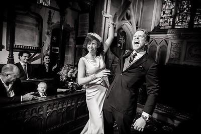 Mr & Mrs van Dongen