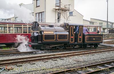 Ffestiniog Railway 2020