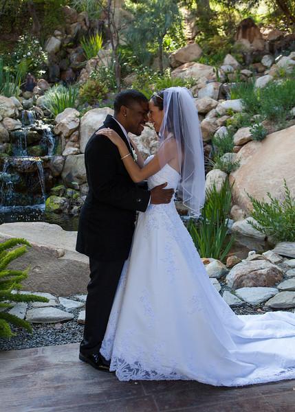 Ashley and Jawan
