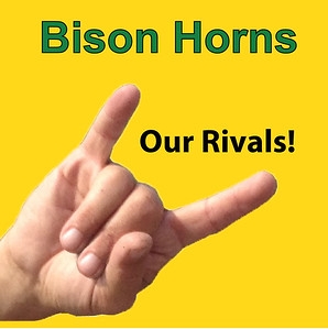 Bison Horns - Our Rivals
