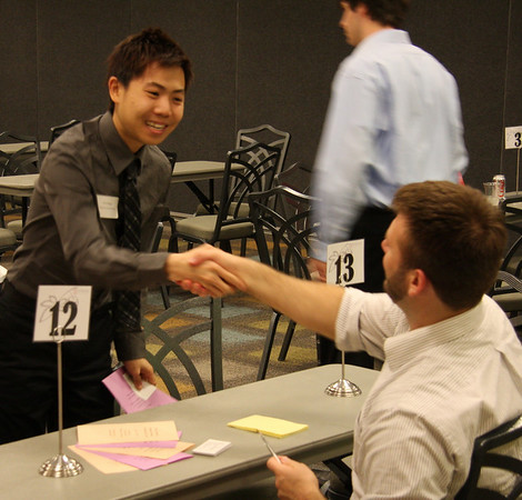 2011 Third Annual Speed Networking Event