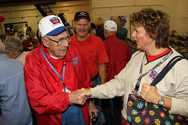 Honor Flight of Greater Dubuque - Bob Henderson