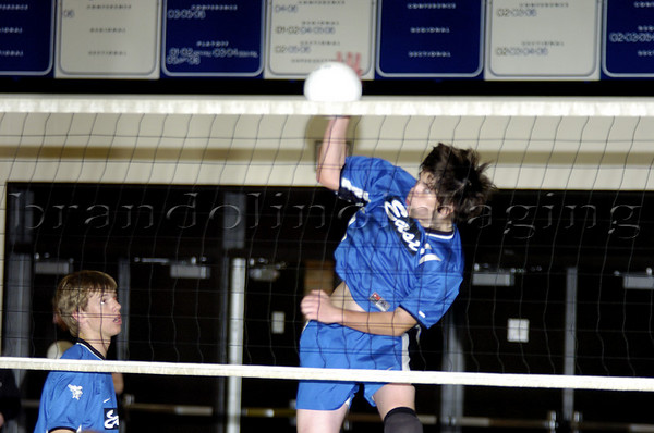 Lincoln-Way East Sophomore Boys Volleyball (2007)