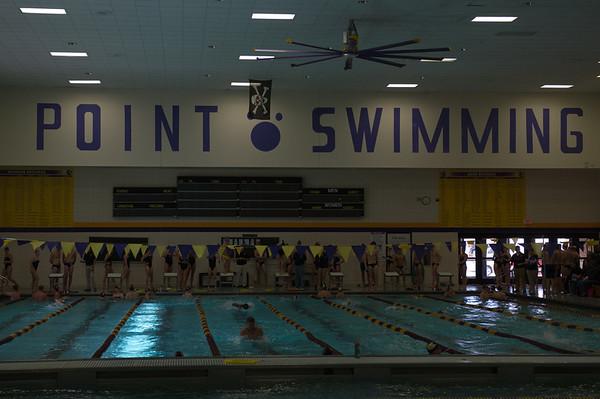 20131026 UWSP Swim