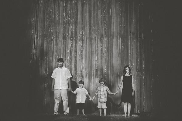 Natorp Family 2012