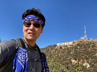 Mt. Lee, Hollywood Sign
