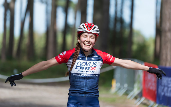 NATIONAL XC SERIES RND 5 CANNOCK CHASE 7TH AUGUST ELITE WOMEN