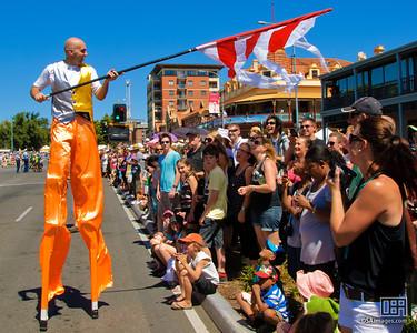 Fringe Parade 2011