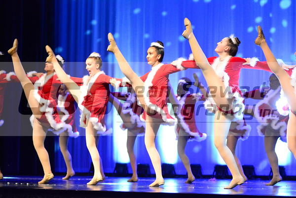 Winter Dance Show - Groups in Scene One 12*14*18