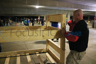 11/23/18 Bed Build For East Texas Children by Schuyler Wick