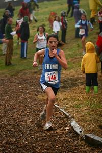 Chittenden County Championship 2008 - Girls 2nd Lap Position B