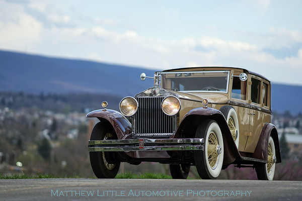 1931 Rolls Royce Phantom I Town Car
