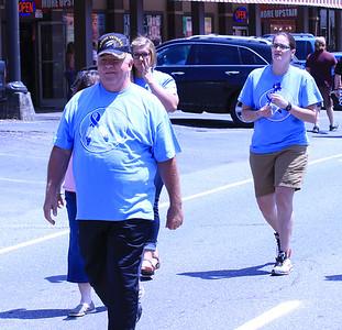 Aubrey Littlejohn Walk Against Child Abuse 4-28-17