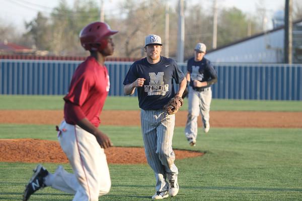 2014 Marlow vs. Ardmore baseball