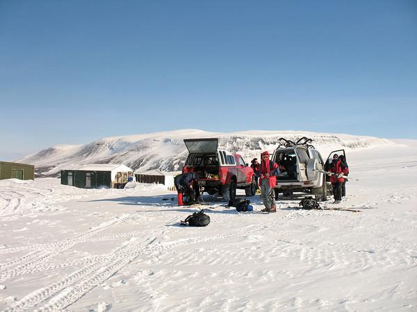 19.04.2007 Geitlandsjökull
