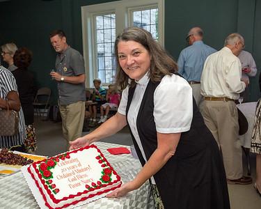 Pastor Nancy 20th Ordination Anniversary