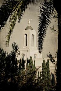 Newport California LDS Temple