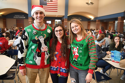 Ugly Sweater Day (12/13/2019)