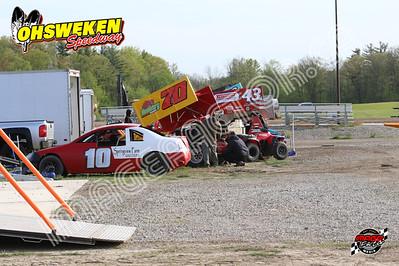 Ohsweken Speedway- May 18th