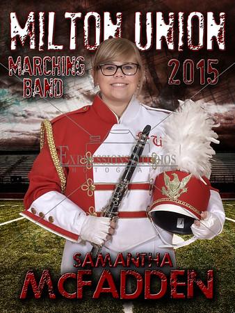 Milton-Union Band 2015