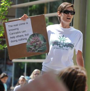 Medical Marijuana Rally