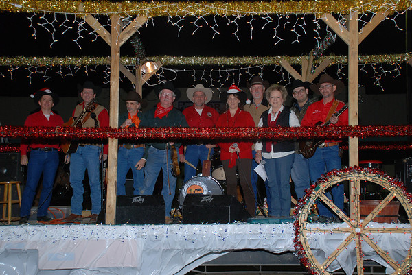 Jaycees Christmas Parade 2010