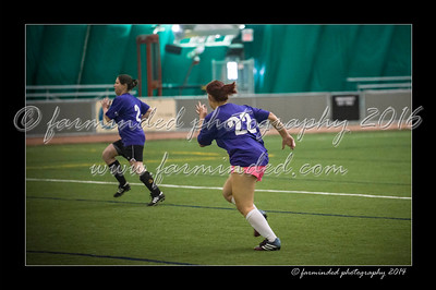 05/06/2014-The Dome  - Ak Goal Diggers V.s. Lindwood Ladies