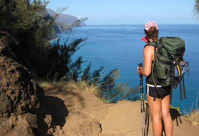 Backpacking the Kalalau Trail