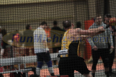 GLIAC Indoors 2017 - Weight Throw - Men
