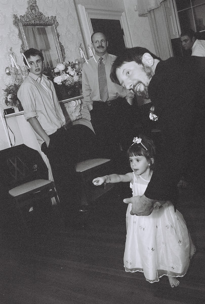 Nadia and Bobby, Mark and Andrew