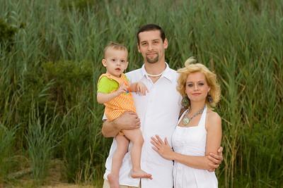 Steve, Linea and Austin