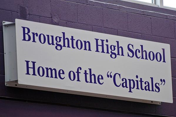 2009-02-14: WGI Regional @ Broughton HS (prelims)