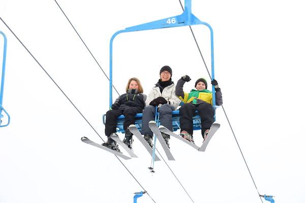 Ski Day KCMS 2/14/19