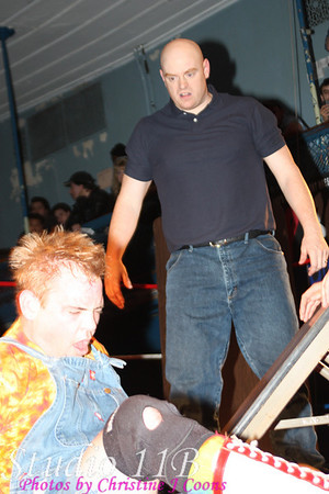 TRP 090320 - Johnny Anger vs Spike Dudley