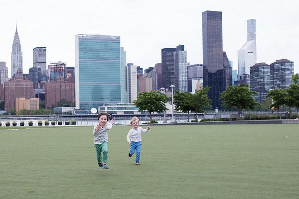Gantry Park Impromptu Lifestyle Portraits, July 2017