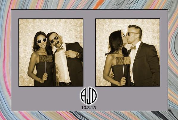 Anna & DJ Wedding