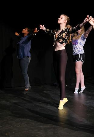 Eden's Q4 Dance Class
