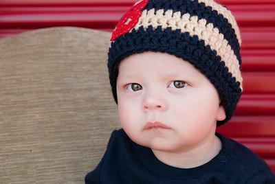 Brady Jarrett 8 months
