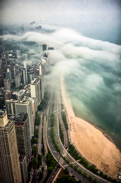 Foggy invasion