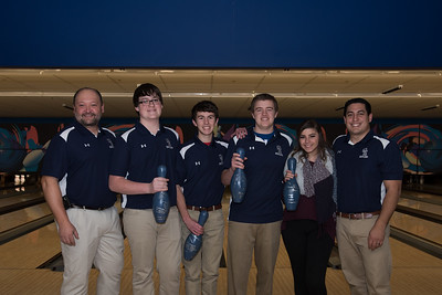 Senior Night! Oswego East Boys Bowling pictures by  Steve Groth 2016-17