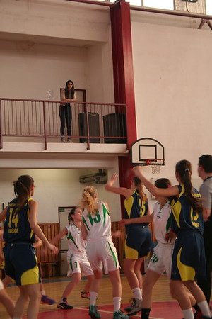 M SR v basketbale ZŠ D - 24.-25.3.2015, Košice