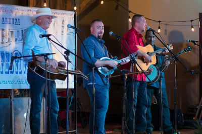 Sept 2018 HGUMC 12th Annual Bluegrass Festival