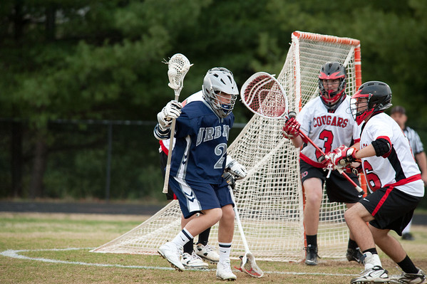 Quince Orchard JV Boys LAX 2011