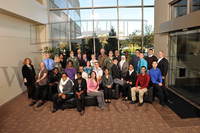 9686 Global Health PhD Students group photo 9-24-12