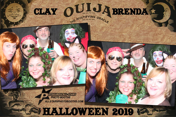 2019-11-01 PRINTS Clay & Brenda's Halloween Bash