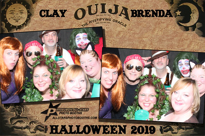 2019-11-01 PRINTS Clay & Brenda's Halloween Bash
