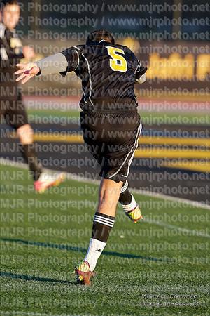 Soccer, Boys H.S. JV, St Anthonys #5 - 11.01.11