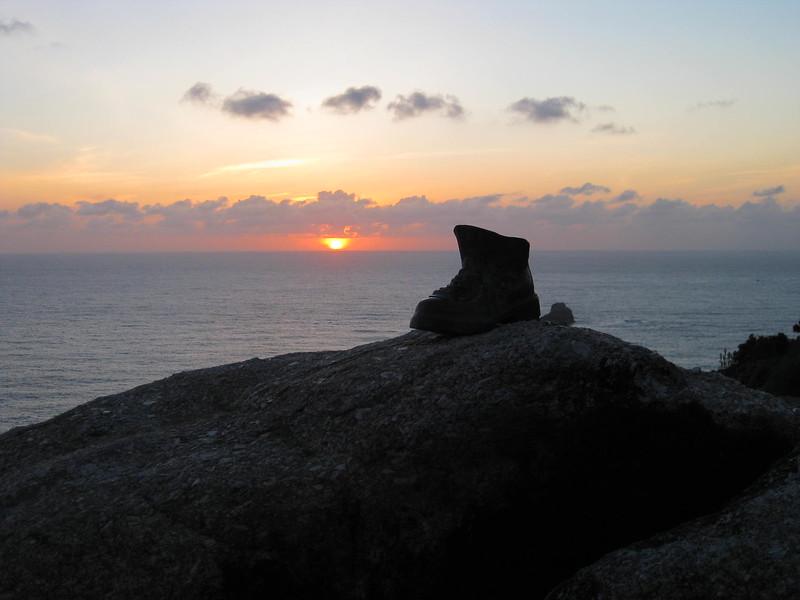 Sunset at Cape Finisterre - Johanna Frymoyer *12