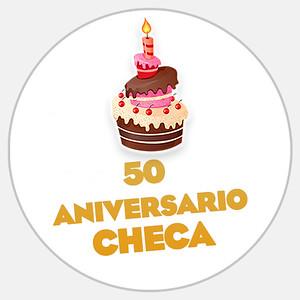 50 Aniversario Checa